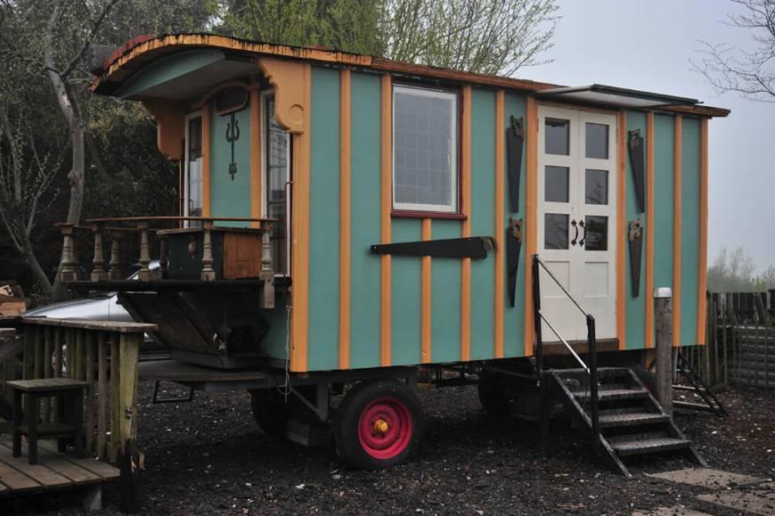 Loggers Wagon